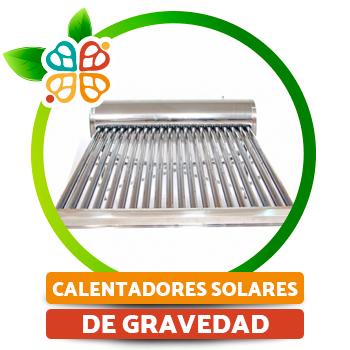 Calentadores solares de gravedad acero inoxidable